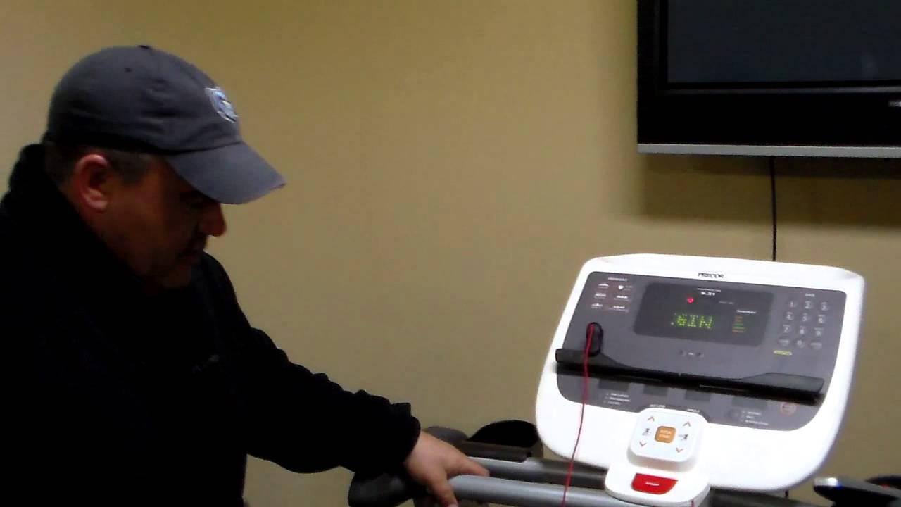 Đảm bảo an toàn khi tập luyện với máy chạy bộ